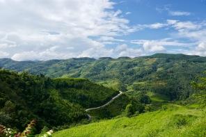 Route vers Dong Van