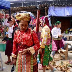 Marché de Dong Van