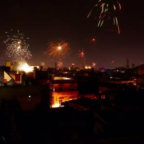 Varanasi - Fête Diwali
