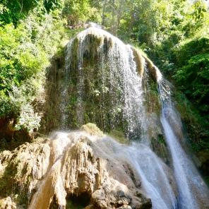 Cascade autour de Mandalay